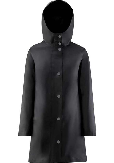 Double rubber parka with lady hood RRD | Coat | 2053210