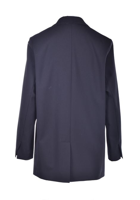 Long vintage black jacket SEMICOUTURE | Blazers | Y0WL04Y69-0