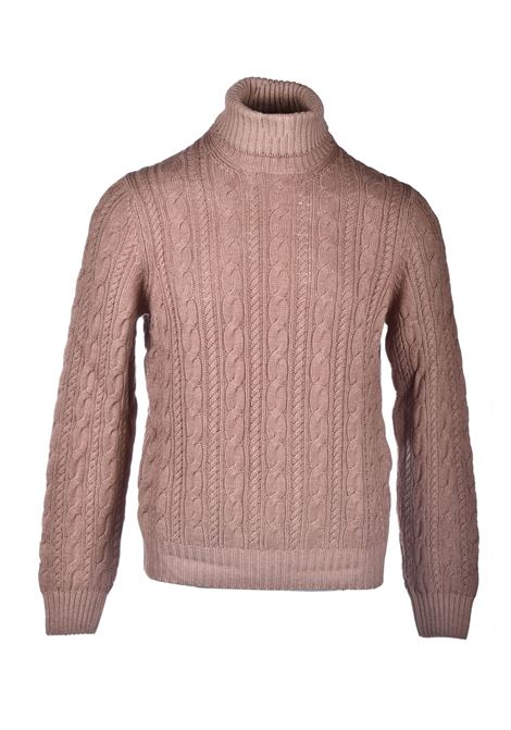 Virgin wool turtleneck sweater TAGLIATORE | Knitwear | ABEL528 GSI20-06625