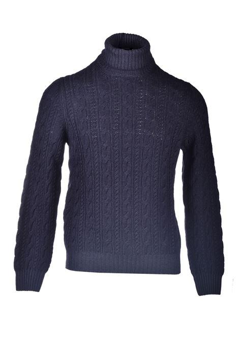 Maglione dolcevita in lana vergine TAGLIATORE | Maglieria | ABEL528 GSI20-06914