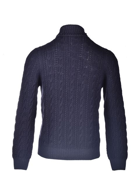 Turtleneck sweater in virgin wool TAGLIATORE | Knitwear | ABEL528 GSI20-06914