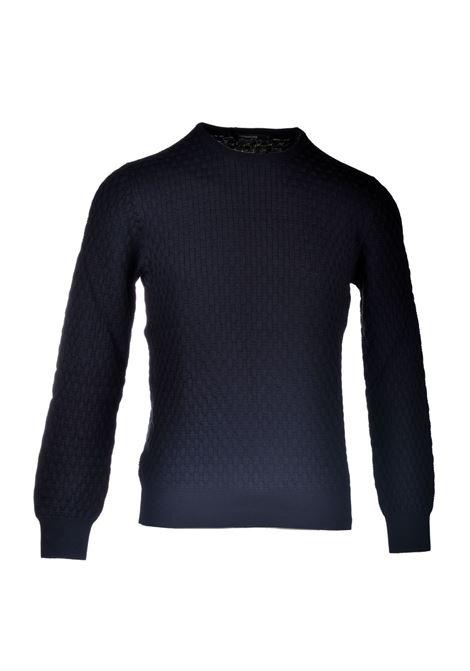 Maglione girocollo in lana vergine TAGLIATORE | Maglieria | AMIR509 GSI20-04099