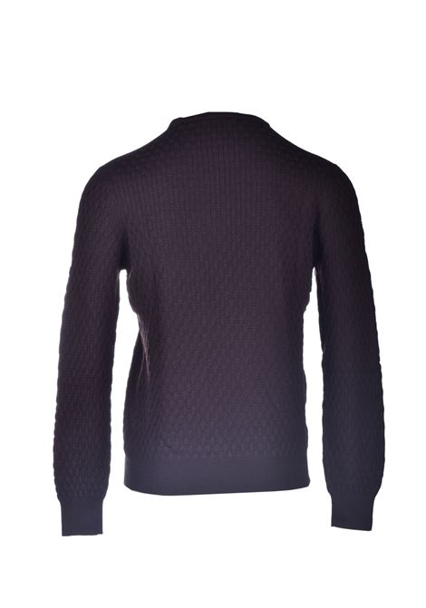 Virgin wool crewneck sweater TAGLIATORE | Knitwear | AMIR509 GSI20-04195