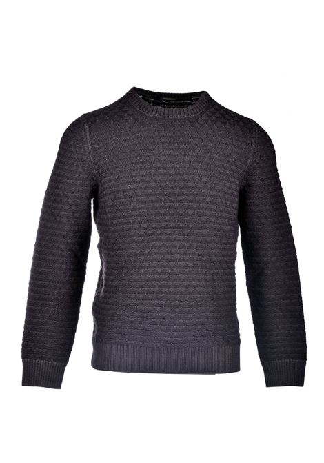 Virgin wool crewneck sweater TAGLIATORE | Knitwear | ERIC547 GSI20-05308