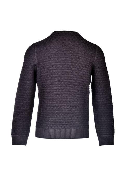 Maglione girocollo in lana vergine TAGLIATORE | Maglieria | ERIC547 GSI20-05308
