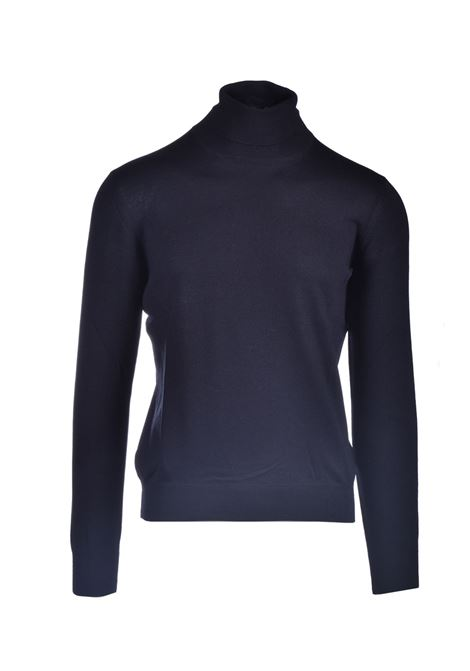 Turtleneck sweater in virgin wool TAGLIATORE | Knitwear | MILES557 GSI20-01099