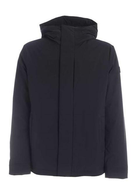 Street pacific jacket black WOOLRICH | Jackets | WOOU0304MR-UT0102100