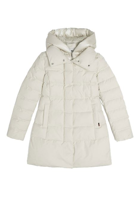 Puffy prescott luxe white WOOLRICH | Overcoat | WWOU0355FR-UT23468269
