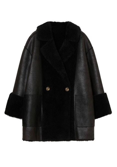 Double face teddy coat ATTIC AND BARN | Overcoat | ATCO0050990