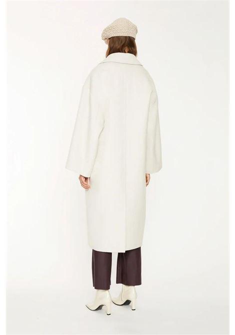 Cappotto doppiopetto oversize cucito a mano ATTIC AND BARN | Cappotti | ATCO0060998