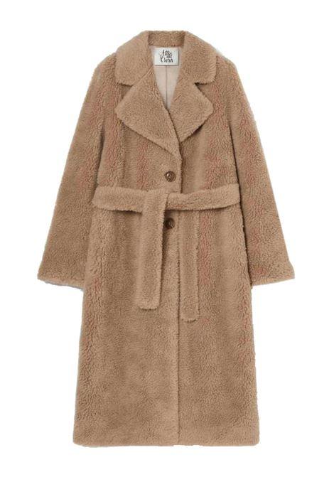 Cappotto vestaglia in teddy reversibile ATTIC AND BARN | Cappotti | ATCO0090160