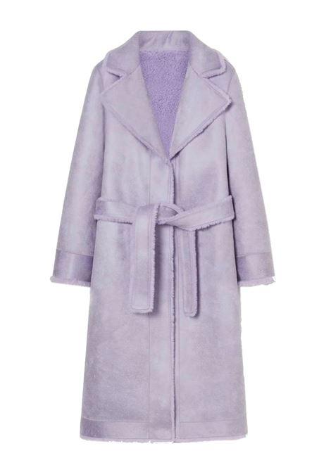 Cappotto vestaglia in teddy reversibile ATTIC AND BARN | Cappotti | ATCO0090461