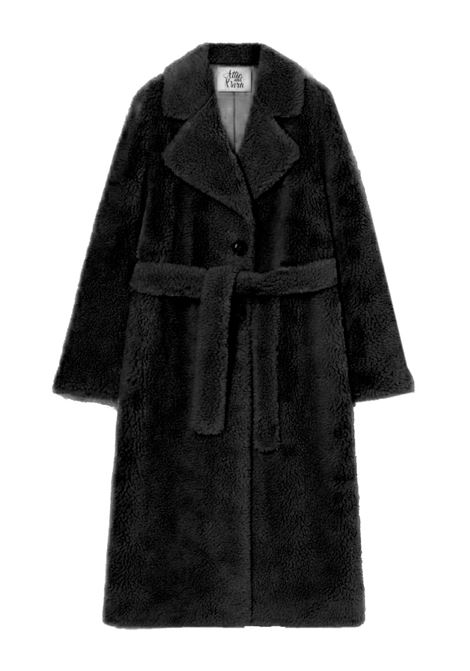 Reversible teddy dressing gown coat ATTIC AND BARN | Overcoat | ATCO0090990