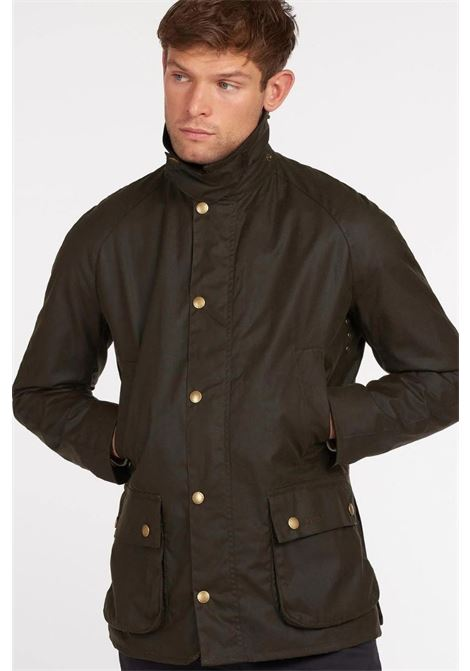Giacca in cera Barbour classic ASHBY® BARBOUR | Giacconi | MXW0339OL71