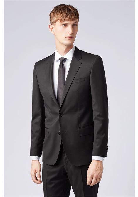Slim-fit jacket hayes - black BOSS | Blazers | 50318498001