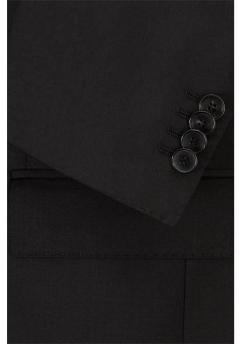 Slim fit jacket Hayes-C - black BOSS | Blazers | 50318498C001
