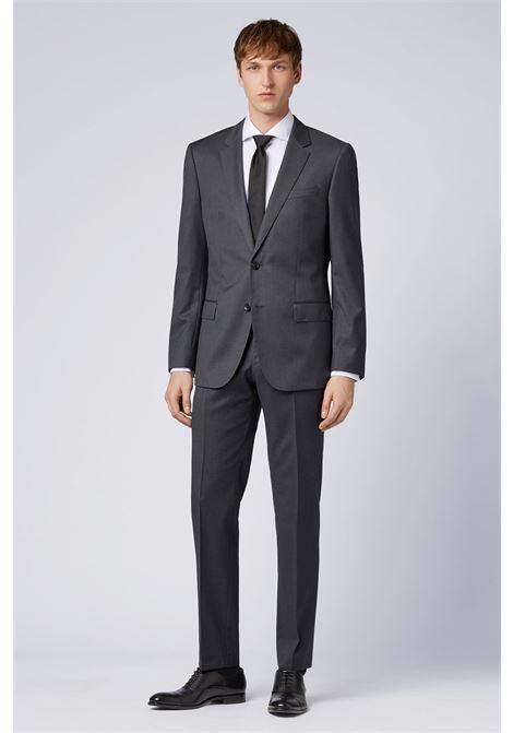 Pantaloni classici slim fit in pura lana vergine BOSS | Pantaloni | 50318499021