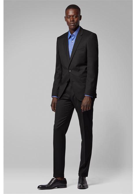 Pantaloni extra slim fit in lana vergine BOSS | Pantaloni | 50320555001