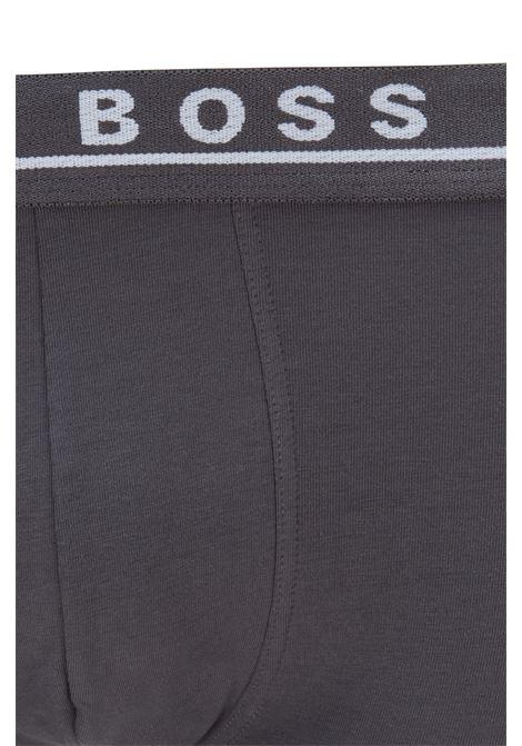 Boxer in cotone elasticizzato in confezione tripla BOSS | Intimo | 50325403487