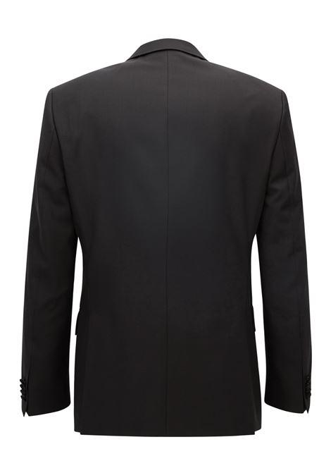 slim-fit jacket hence - black BOSS | Blazers | 50375810001