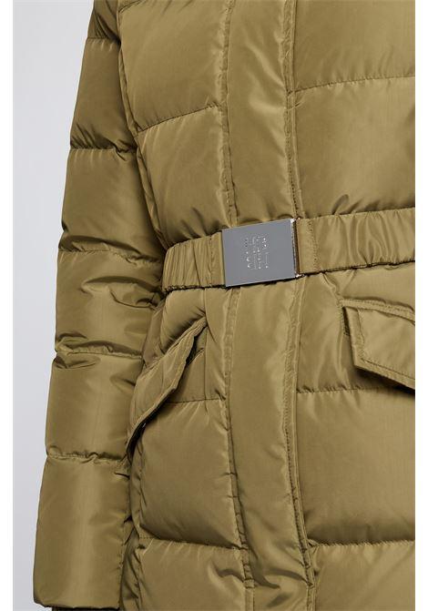 Piumino slim fit con cintura con monogramma Boss BOSS   Piumini   50457427303
