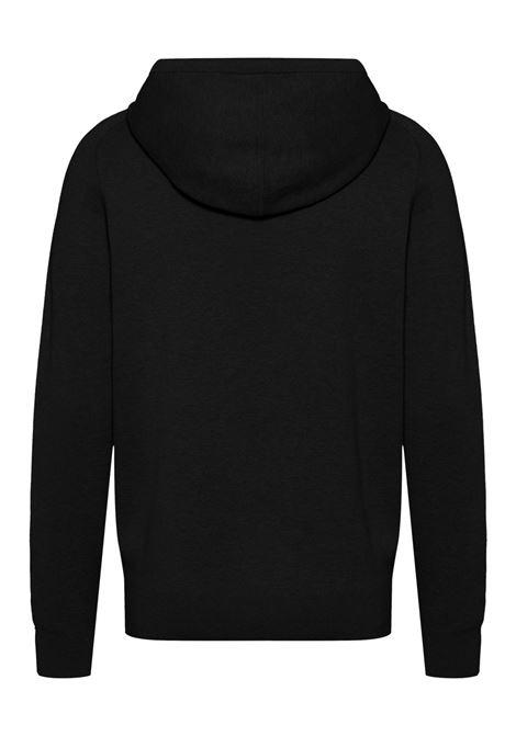 Maglione con cappuccio in misto lana vergine BOSS | Maglieria | 50457715001