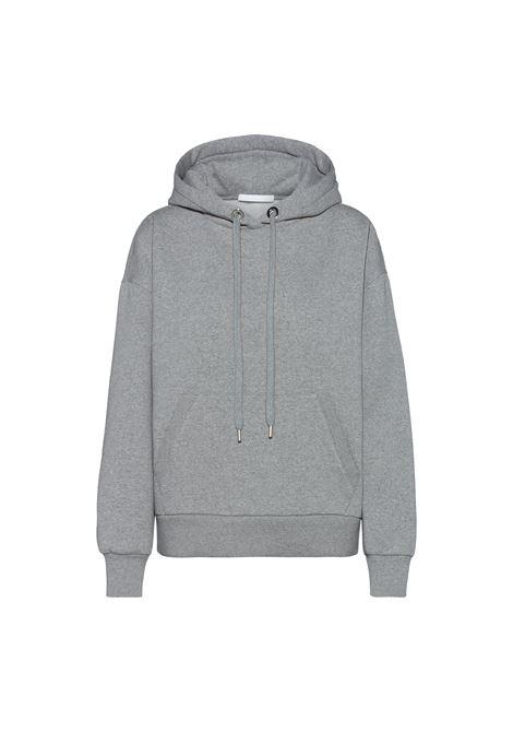 Hooded sweatshirt in wool and cotton BOSS | Knitwear | 50457838040