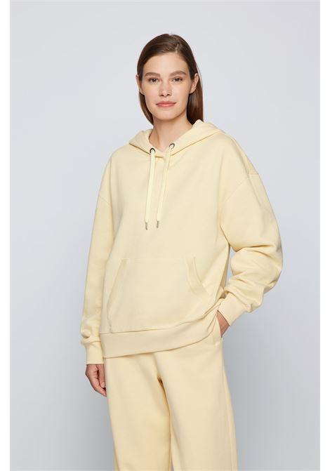 Cotton and wool jersey sweatshirt BOSS | Knitwear | 50457838745