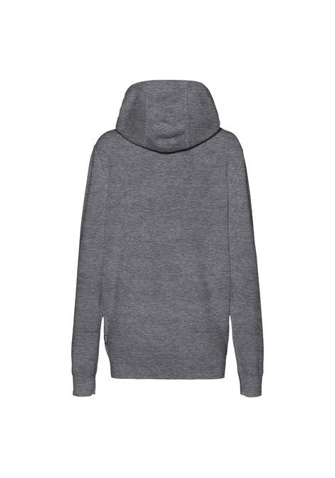 Cardigan with hood and zip in virgin wool blend BOSS | Knitwear | 50458466030