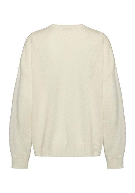 Oversized V-neck sweater BOSS | Knitwear | 50458526118