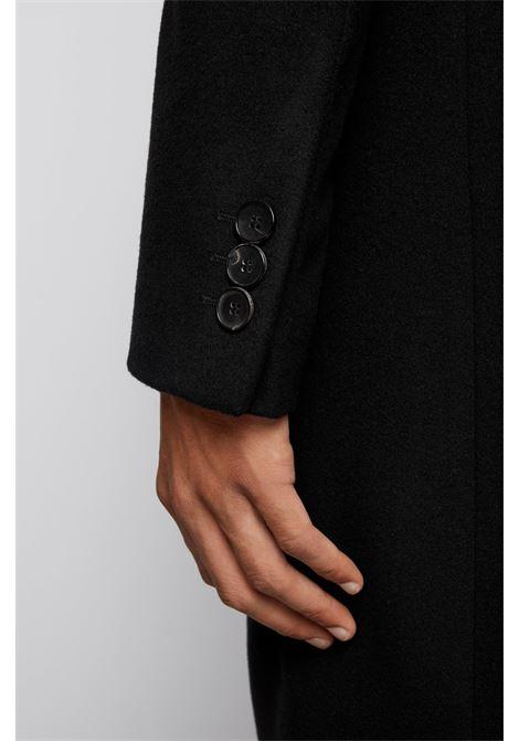 Cappotto slim fit in lana vergine con cashmere BOSS | Cappotti | 50459022001