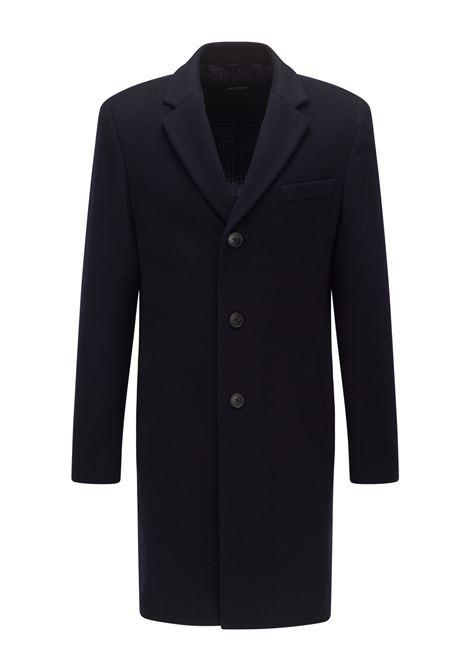Cappotto slim fit in lana vergine con cashmere BOSS | Cappotti | 50459022402