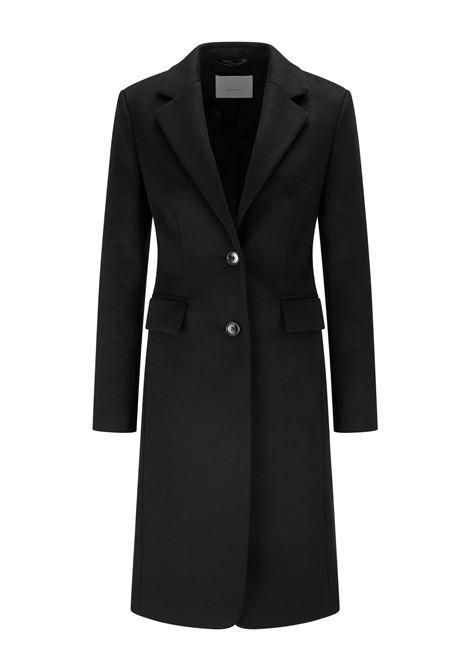 Cappotto slim fit in lana vergine con cashmere BOSS | Cappotti | 50459405001