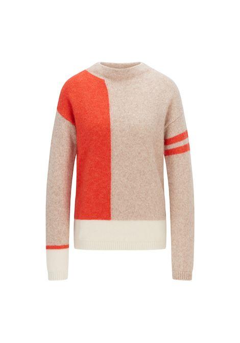 Maglione con intarsi a blocchi di colore BOSS | Maglieria | 50459499974