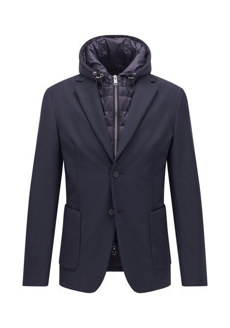 Slim fit jacket with padded inner bib BOSS | Blazers | 50460082404