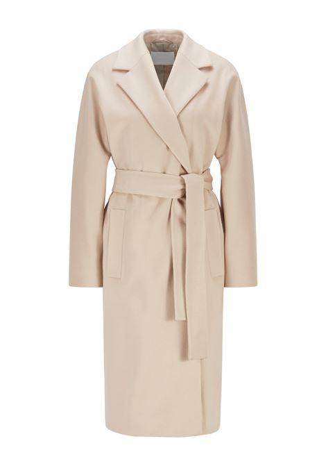 Oversize coat in Italian worsted wool BOSS | Overcoat | 50461863277