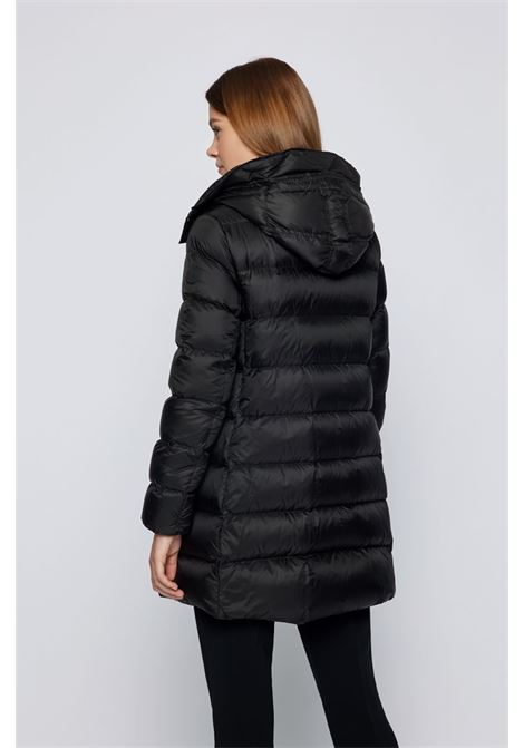 Oversized padded down jacket with wide collar BOSS |  | 50461869001