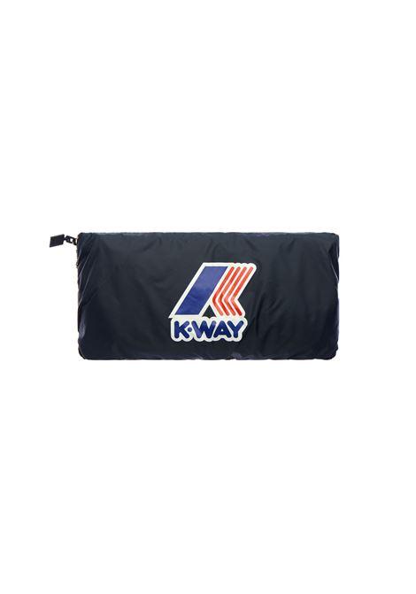 Le Vrai 3.0 Francois backpack blue depht K-WAY |  | K006X60K89