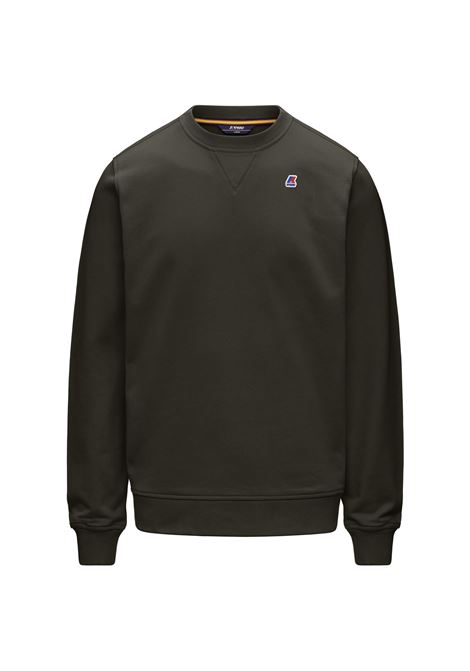Baptiste Regular fit crewneck sweatshirt K-WAY | Sweatshirt | K31279W890