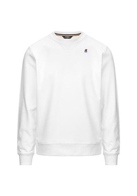 Baptiste Regular fit crewneck sweatshirt K-WAY | Sweatshirt | K31279WXRE