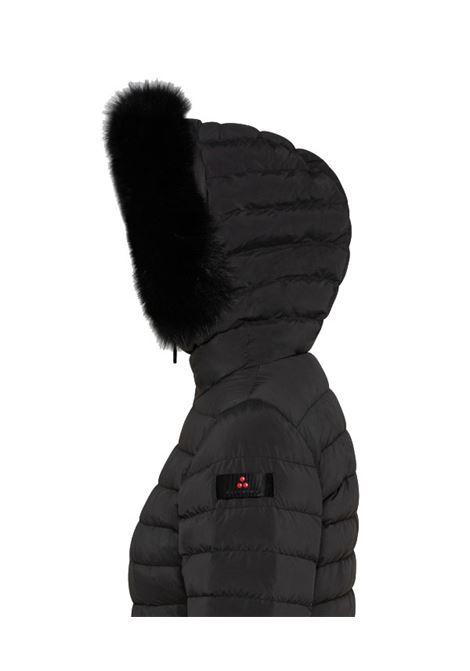 Slim down jacket with fur PEUTEREY |  | PED4016NER