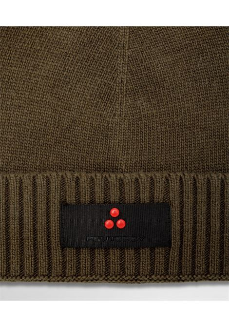Wool blend tricot hat PEUTEREY | Hats | PED4086690