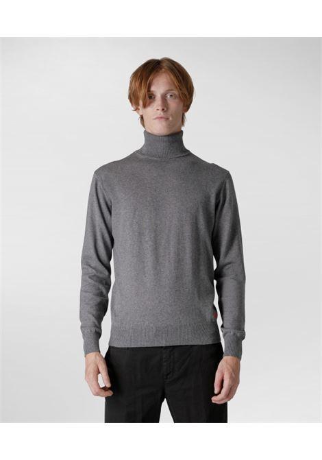 Maglia collo alto in cotone e lana PEUTEREY | Maglieria | PEU3639752
