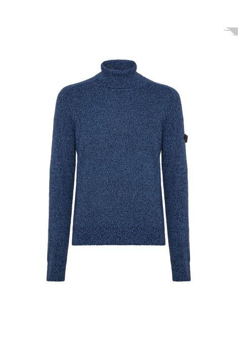Maglia girocollo in misto cotone e lana PEUTEREY | Maglieria | PEU4103288