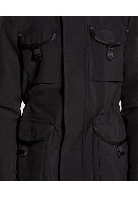 Eco-sustainable Field Jacket with primaloft padding PEUTEREY | Jackets | PEU4109NER