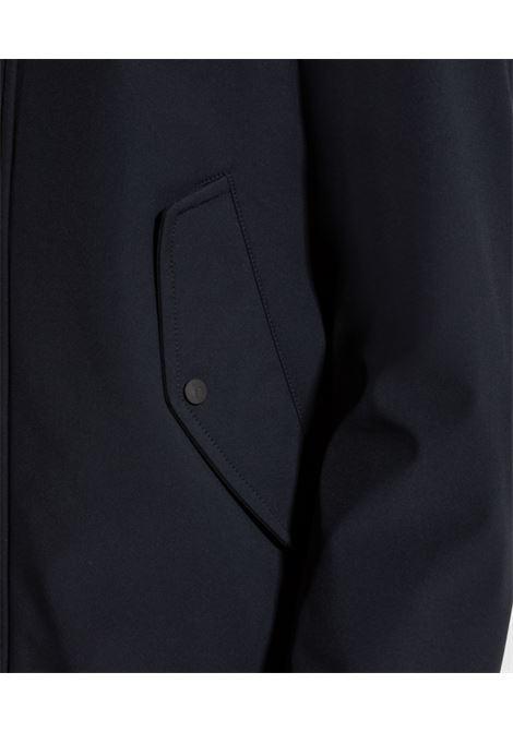 Three-layer fabric parka PEUTEREY | Overcoat | PEU4113NER