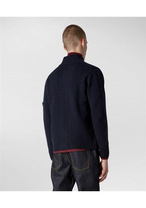 Cardigan in tricot di lana con disegno treccia PEUTEREY | Maglieria | PEU4162205