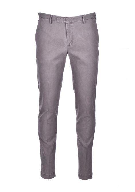 Skinny chino trousers - dove gray PT TORINO | Pants | CP-KLZEZ00MO10120