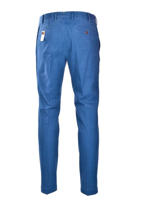 Skinny chino trousers - navy blue PT TORINO | Pants | CP-KLZEZ00MO10340