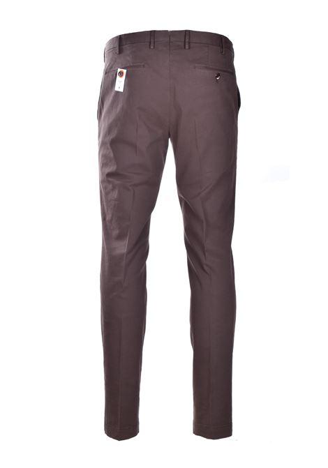 Skinny chino trousers - brown PT TORINO | Pants | CP-KTZEZ00MOB0180